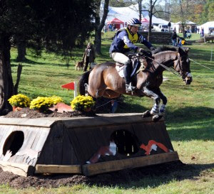 Boyd Martin and Ying Yang Yo won the 3-star at the Dansko Fair Hill International