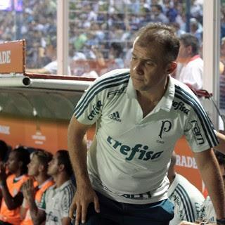 Eduardo Baptista Tucumán x Palmeiras (Foto: AFP)