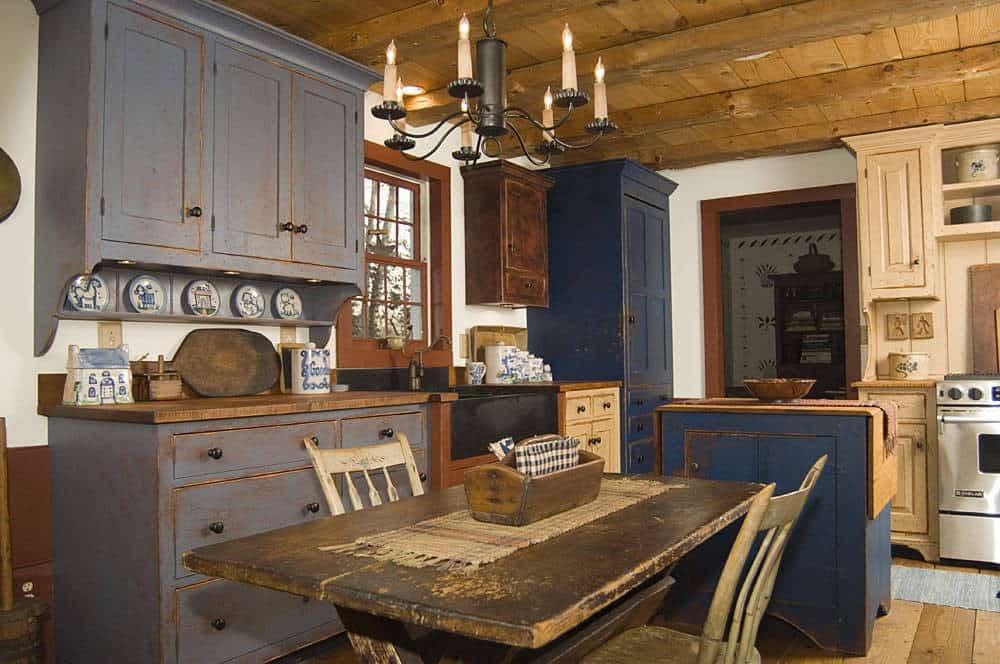 Interior design trends 2017: Rustic kitchen decor - HOUSE ...
