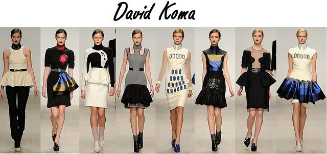 David Koma Collection