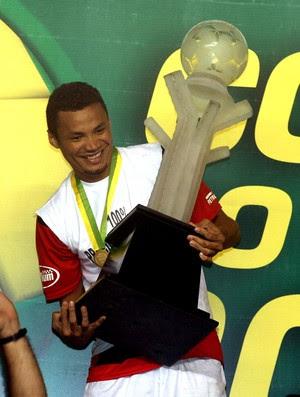 jonatas flamengo taça copa do Brasil  (Foto: Agência O Globo)