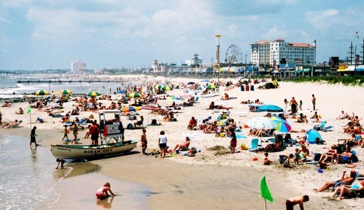 Sandy Hook Beach New Jersey Hotels