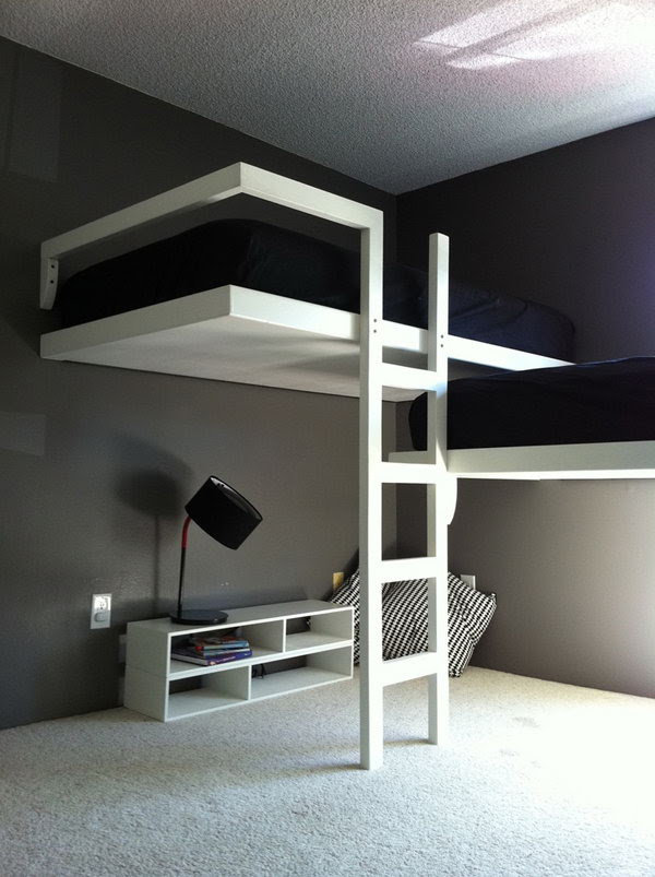 33 loft beds for small rooms