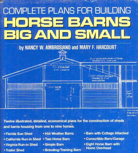 Shed Building Plans Book