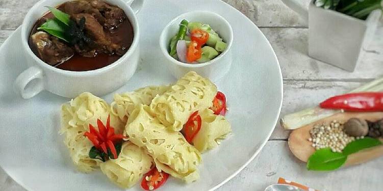 Resep Roti Jala Kare Kambing Oleh Dewi Audy's