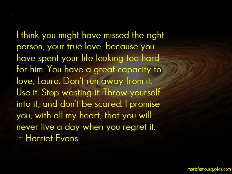 No Regret Love Quotes Top 38 Quotes About No Regret Love From