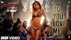 DO YOU LOVE ME LYRICS - Nikhita Gandhi | Baaghi 3
