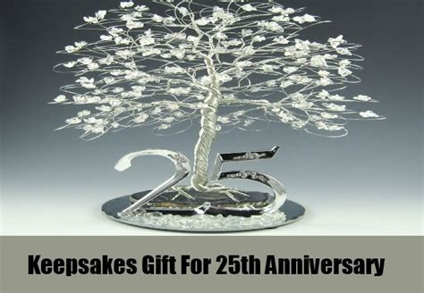 25th Anniversary Gifts Ideas For Parents   Bash Corner