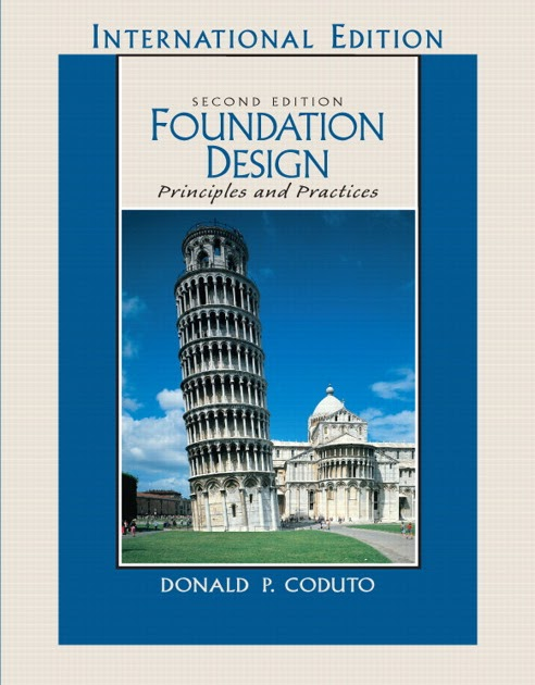 Engineering Ebooks: Foundation Design Principles and Practices 2eBy Coduto