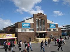 Centenary Hall, Melbourne Showgrounds