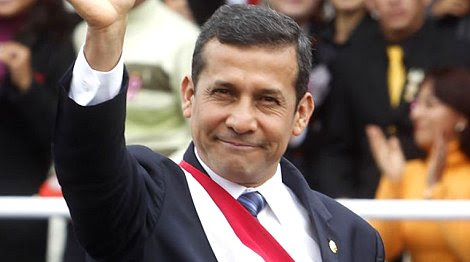 Un 62% aprueba gestión presidencial de Humala