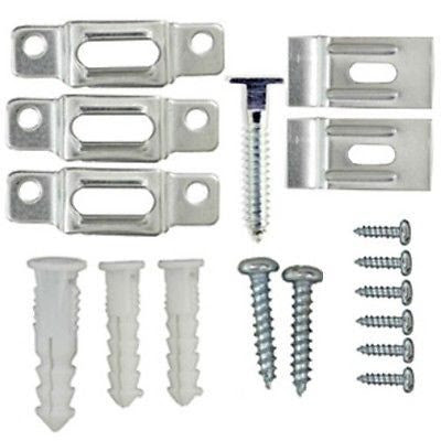 Picture Frame Security Hangers Hardware For Wood Or Metal Frames