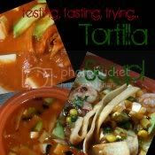 Tortilla Soup Quest/Challenge roundup #5