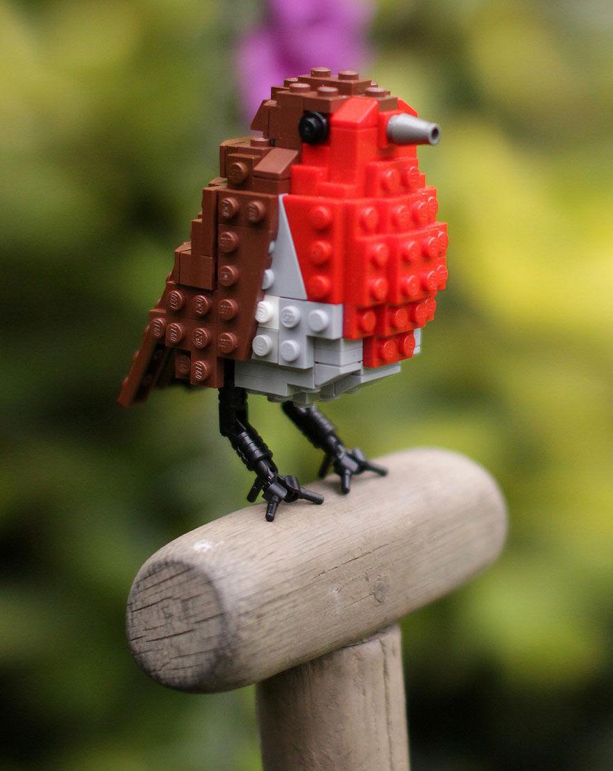 Bird Lego Series