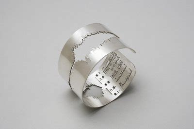 Sound wave Wedding Ring   The DNA Life