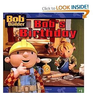 Bob's Birthday (Bob the Builder (8x8))