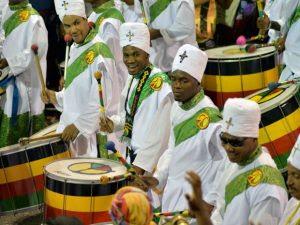 Olodum realiza ensaio e inicia festejos pelo mês da consciência negra