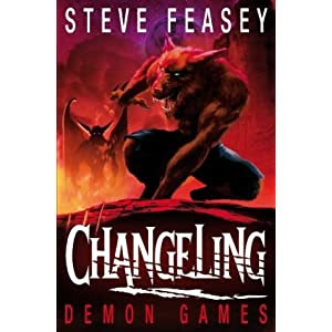 Changeling: Demon Games