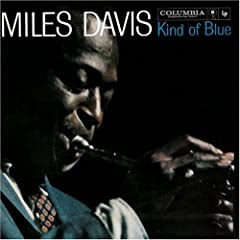 Mile Davis:Kind Of Blue cover