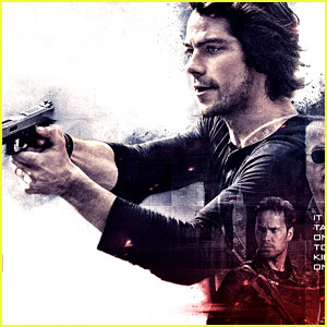 Dylan O'Brien & 'American Assassin' Cast Get Intense Character Posters!