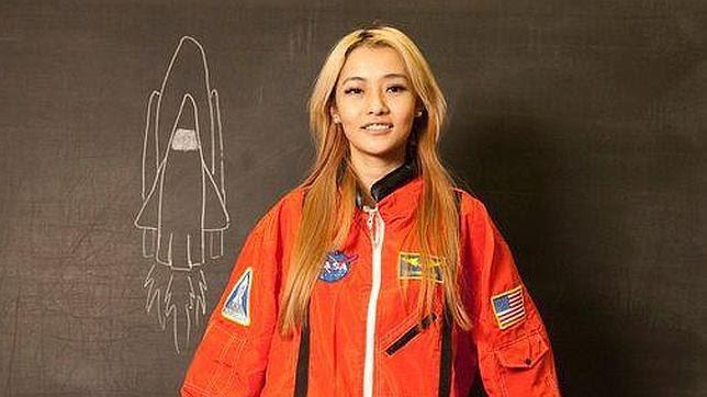 La mujer que puede dar a luz al primer marciano