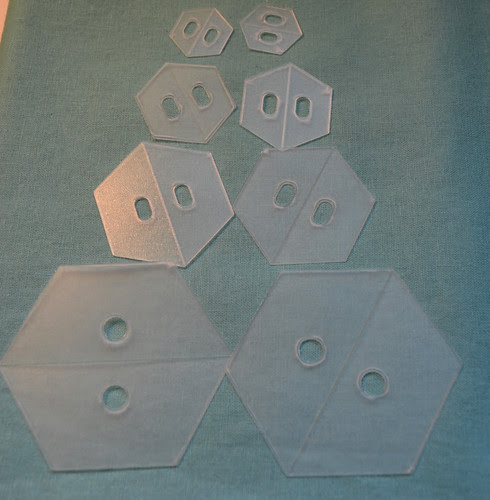 Plastic EPP shapes