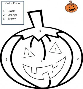 Free printable halloween worksheet for kids   Crafts and ...