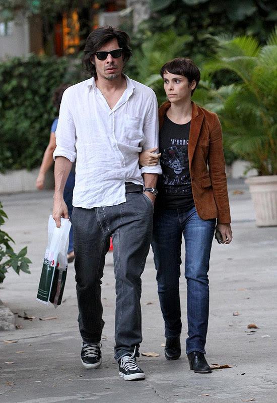 Débora Falabella e Daniel Alvim. Foto: André Freitas/AgNews