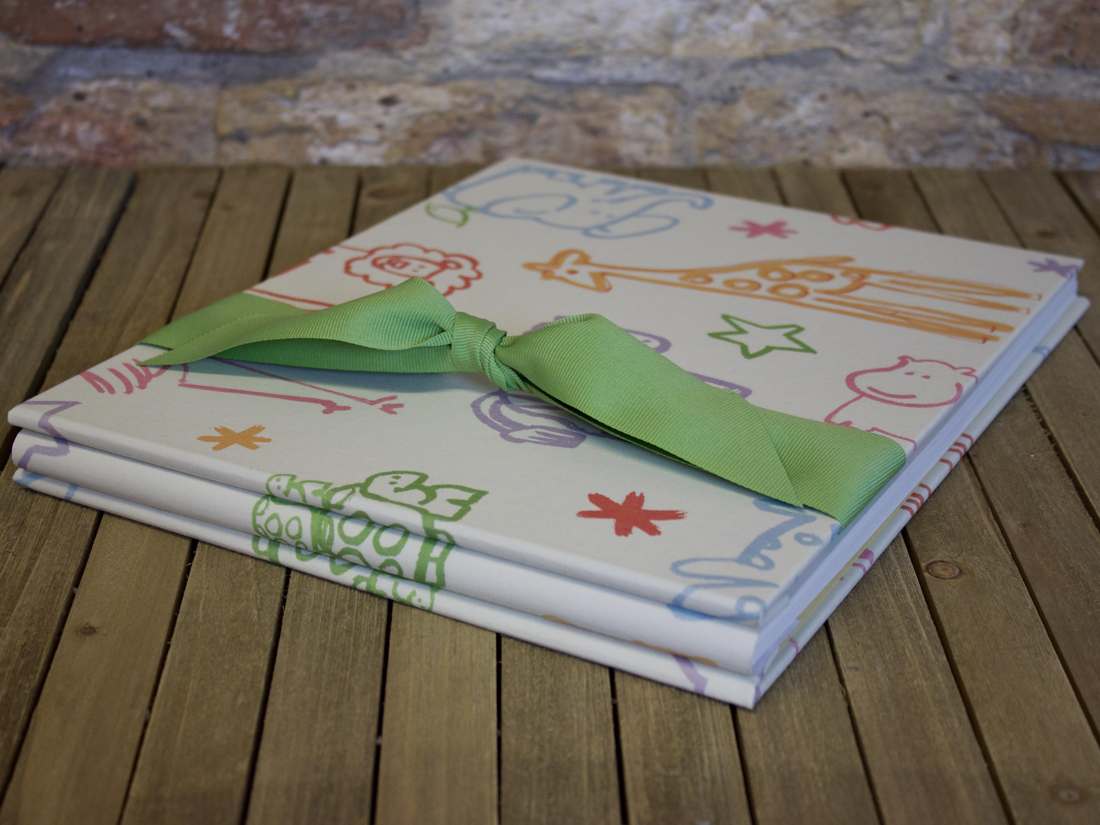 Baby Animal Cloth Photo Album Tessera Publishing