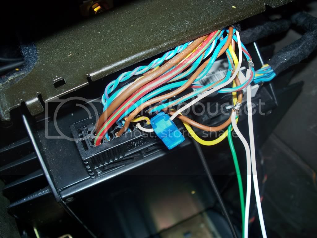 What Color Are The Amp Wires For A 1999 Bmw 740Il : 9385 ...