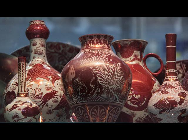 De morgan ceramics