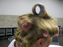 Helen's Rollers!
