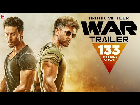 Hrithik Roshan-Tiger Shroff's War Movie of 2019