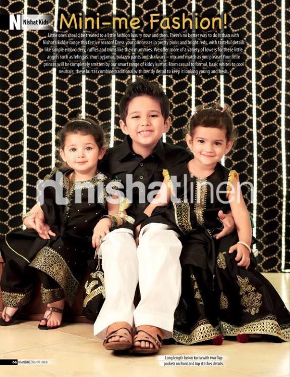 Nishat-Linen-New-Latest-Eid-Suits-Kids-Wear-Dresses-Collection-2013-10