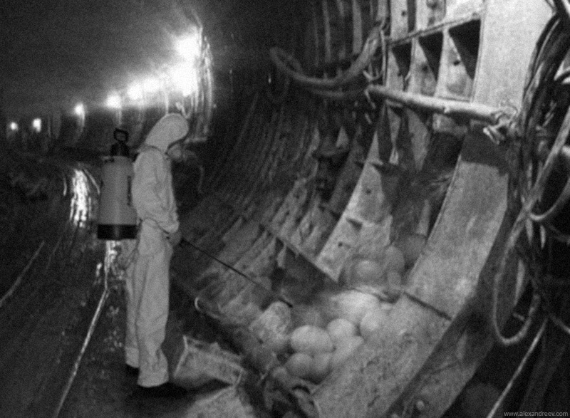 Russian subway horror 11