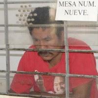 Jorge Antonio Hernández Silva, El Silva, presunto asesino de la corresponsal de Proceso, Regina Martínez.