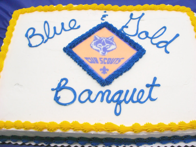 Blue And Gold Banquet Entertainment And Ideas