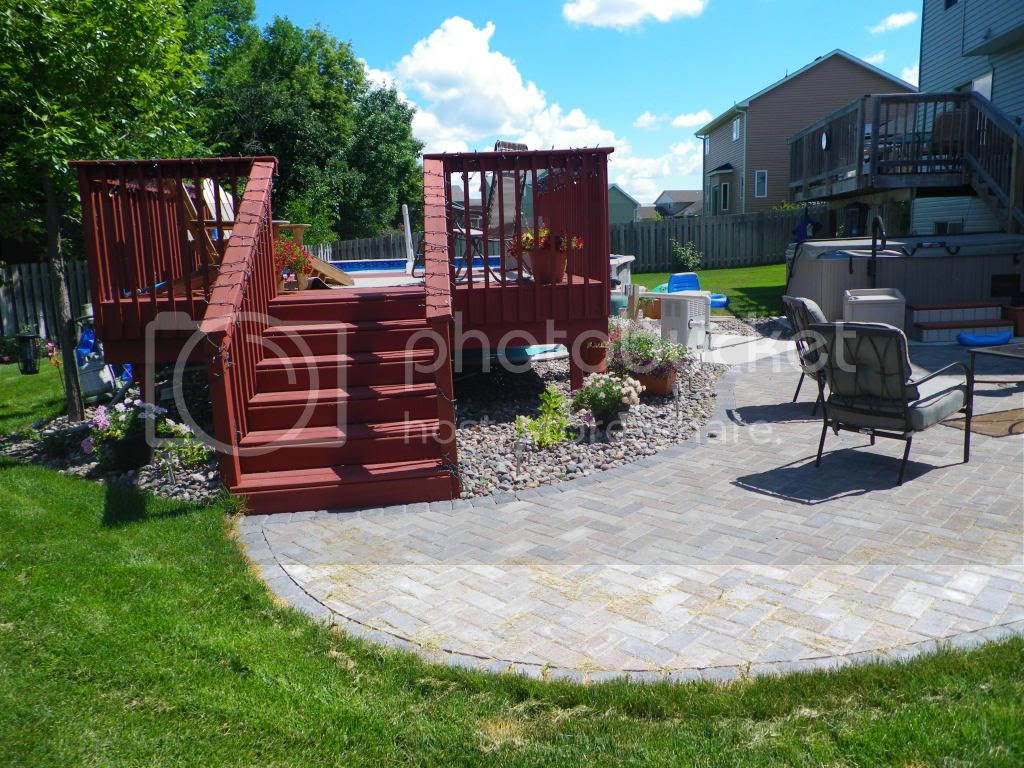 Abg pool landscaping pictures- Wanted