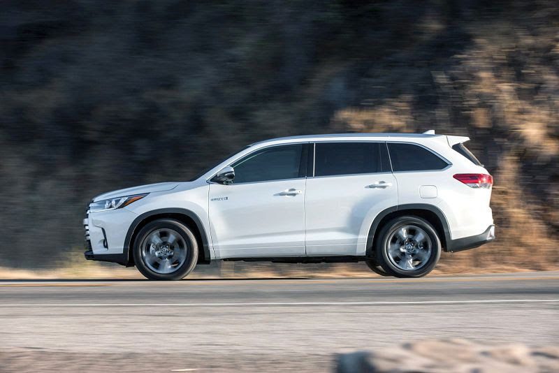 2019 Toyota Highlander Rumors Redesign Length - spirotours.com