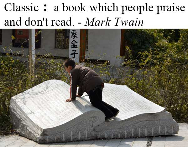 Mark Twain classic quotes