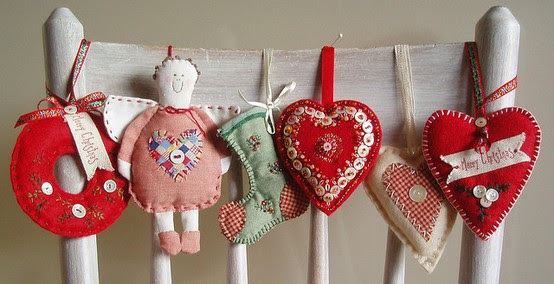 Handmade Christmas Ornaments ⋆ PinPoint