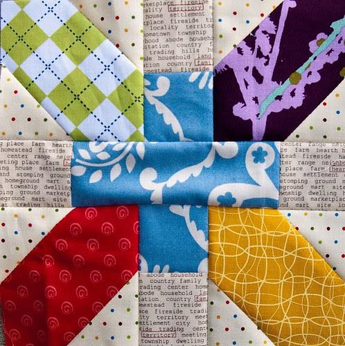 x&+ block for SLMQG charity quilt