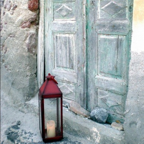 {Day 11} #doors in Oia, Santorini #nofilter #junephotoaday