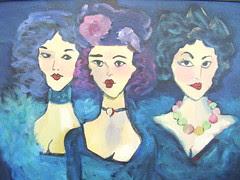 """Frances Fontaine's """"Trouble x3"""""""
