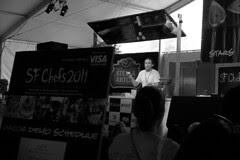 SF Chefs 2011 Guest chef Fabio Viviani