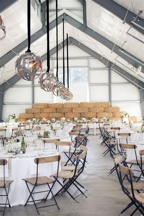 Rustic   Chic Durham Ranch Wedding   Receptions, Rustic
