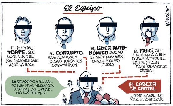 Con Nota De Vredondof Pym Políticos Corruptos Ciudadanos Idiotas