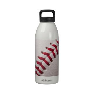 Baseball - Customized Reusable Water Bottles