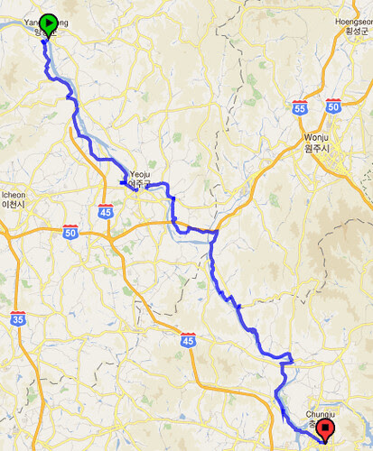 Seoul to Busan - Day 2