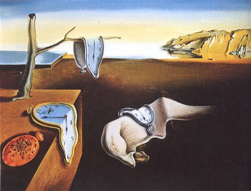 Dali: The Persistence of Memory
